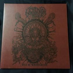 """DYING EMBRACE """"Era of Tribulation"""" 12""""LP"""