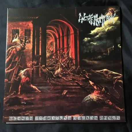 """ENCOFFINATION """"Ritual Ascension Beyond Flesh"""" 12""""LP"""