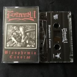 "EVILNASTY ""Blasphemia Canorae"" Pro tape"