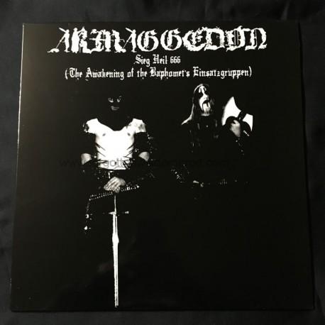 "ARMAGGEDON ""SH 666"" 12""LP"