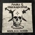 "ARSKA & HAKKAPELIITAT ""Rock for North"" 12""LP"