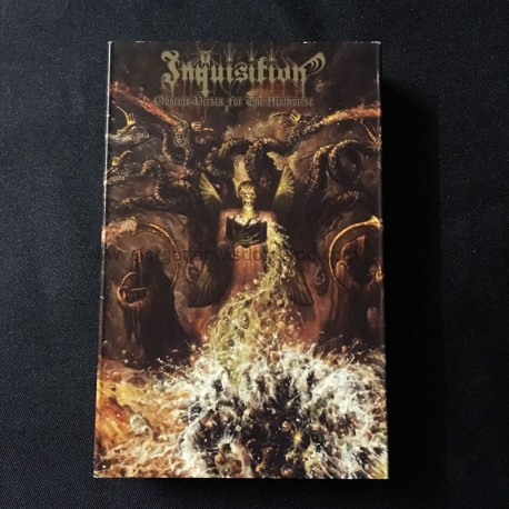 """INQUISITION """"Obscure Verses for the Multiverse"""" Pro Tape"""