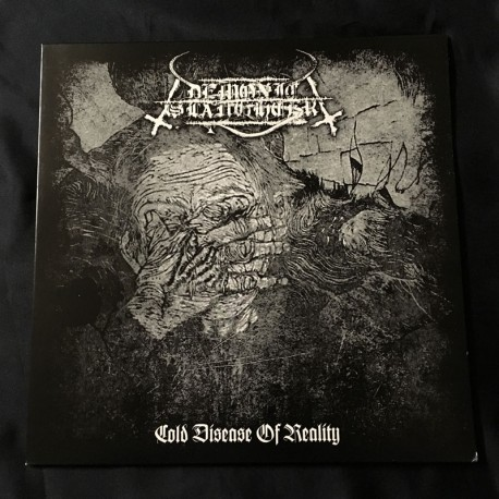 "DEMONIC SLAUGHTER ""Cold Disease of Reality"" 12""LP"