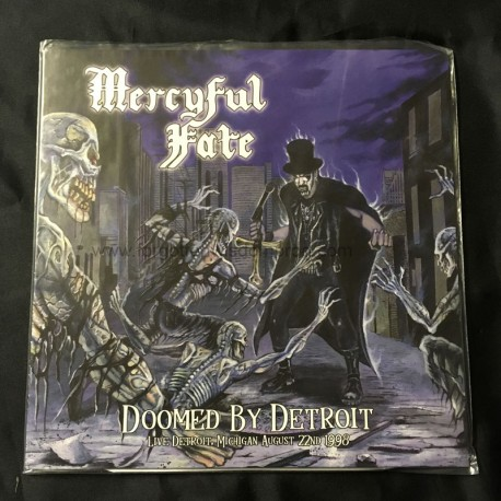"MERCYFUL FATE ""Doomed by Detroit"" 2x12""LP"