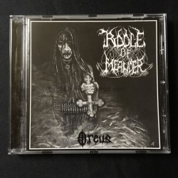 "RIDDLE OF MEANDER ""Orcus"" CD"