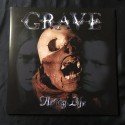 """GRAVE """"Hating Life"""" 12""""LP"""