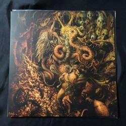 "STAV ""Meditate to Kill"" 12""LP"