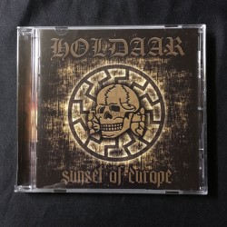"HOLDAAR ""Sunset of Europe"" CD"