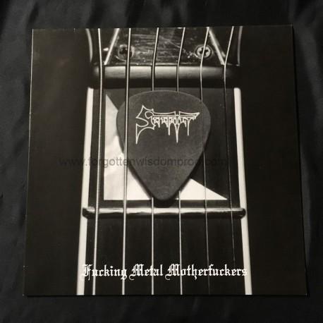 """SCEPTER """"Fucking Metal Motherfuckers"""" 12""""LP"""