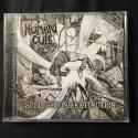 "HUMAN CULL ""Split Second Extinction"" CD"