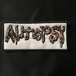 AUTOPSY gore patch