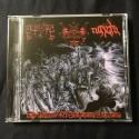 DETONATOR666/HAMMERGOAT/TUNDRA split CD