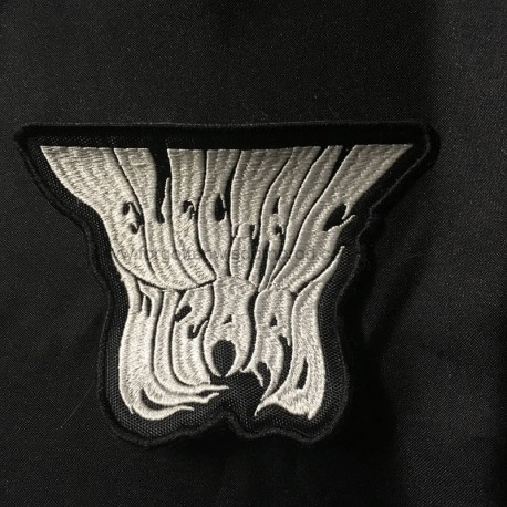 ELECTRIC WIZARD shaped patch
