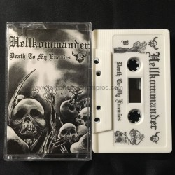 "HELLKOMMANDER ""Death to my Enemies"" Pro Tape"