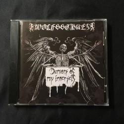 """WOLFSSCHREI """"Demons Of My Inner Self"""" CD"""