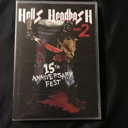 HELL'S HEADBASH part 2 - 2xDVD