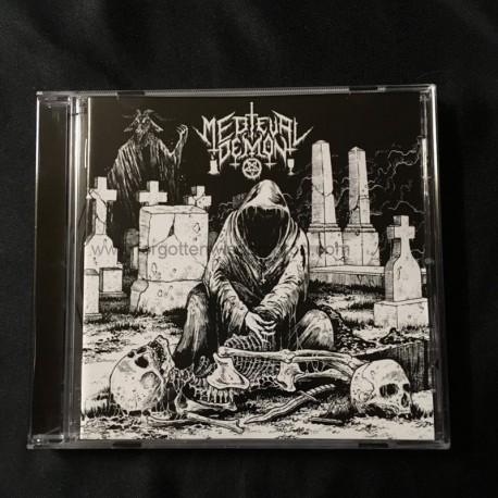 "MEDIEVAL DEMON ""Medieval Necromancy"" CD"