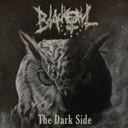"BLACKOWL ""The Dark Side"" CD"