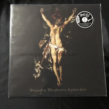 """PROFANATICA """"Disgusting Blasphemies Against God"""" 12""""LP"""