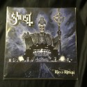 "GHOST ""Rio's Ritual"" 2x12""LP blue"