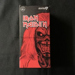 IRON MAIDEN action figure in blind box