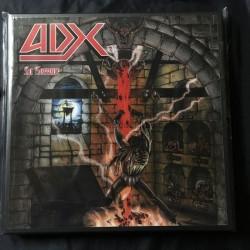 """ADX """"La Terreur"""" box set CD+LP+Tshirt"""