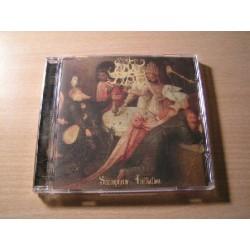 "GOATFIRE ""Sacrophobic Initiation"" CD"