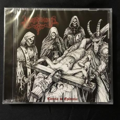 """MORBOSIDAD """"Corona de Epidemia"""" CD"""