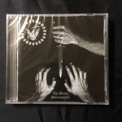 """RITES OF THY DEGRINGOLADE """"The Blade Philosophical"""" CD"""