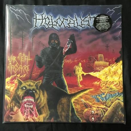 "HOLOCAUSTO ""War Metal Massacre"" 12""LP"