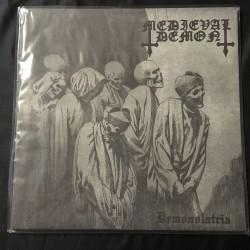 """MEDIEVAL DEMON """"Demonolatria"""" 12""""LP"""