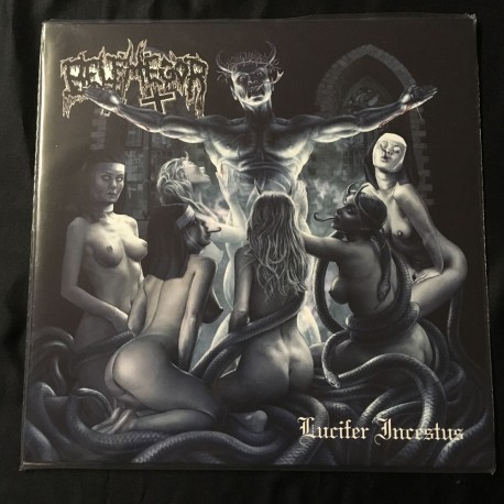 "BELPHEGOR ""Lucifer Incestus"" 12""LP"