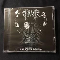 """TSJUDER """"Kill for Satan"""" CD"""