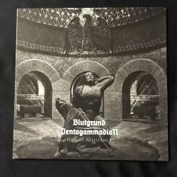 """BLUTGRUND/PENTAGAMMADION split 7""""EP"""