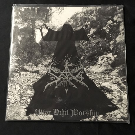 "SAD ""Utter Nihil Worship"" 12""LP"