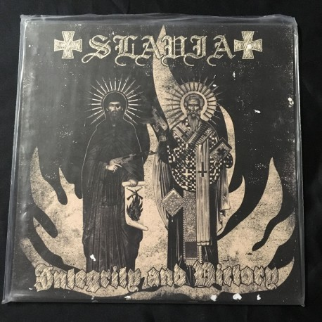 """SLAVIA """"Integrity and Victory"""" 12""""LP"""