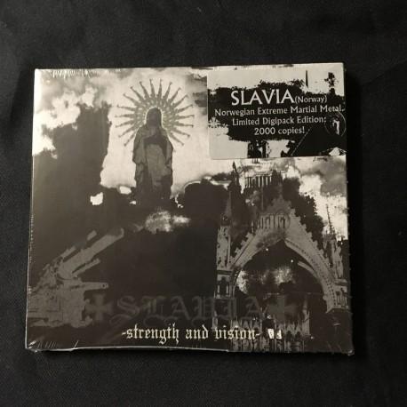 "SLAVIA ""Strength and Vision"" Digipack CD"