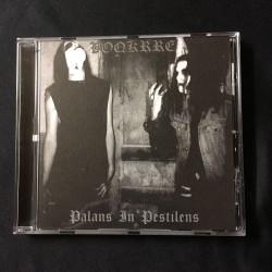 """VOQKRRE """"Palans in Pestilens"""" CD"""