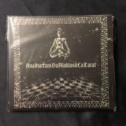 ACHERONTAS/CRIMSON MOON/AKRABU/SHIBALBA split digipack CD