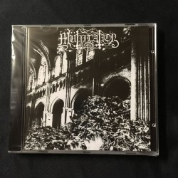 "MUTIILATION ""Remains of a ruined, dead, cursed Soul"" CD"