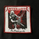 ANTHRACITE patch (red frame)