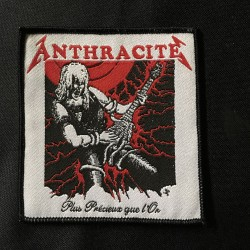 ANTHRACITE patch (black frame)