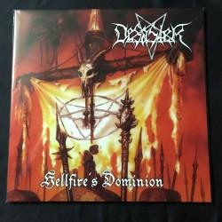 "DESASTER ""Hellfire's Dominion"" 2x12""LP"