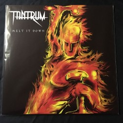 "TANTRUM ""Melt it Down"" 12""LP"