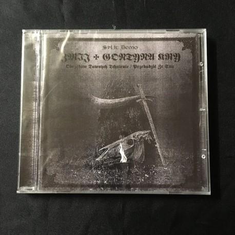 ZMIJ/GONTYNA KRY split CD