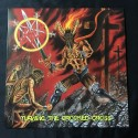 """SLAYER """"Turning the Crooked Cross"""" 2x12""""LP - red"""