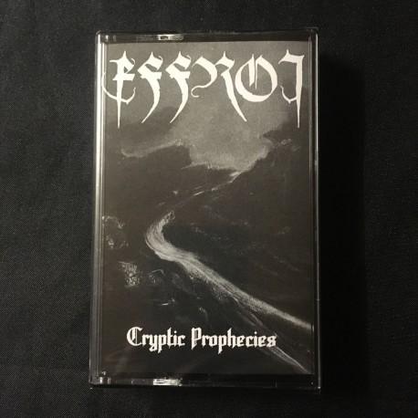 "EFFROI ""Cryptic Prophecies"" Pro Tape"