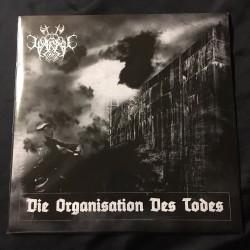 """WARAGE """"Die Organisation des Todes"""" 12""""LP"""