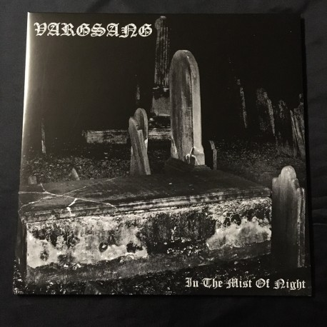 "VARGSANG ""In the Mist of Night"" 12""LP"