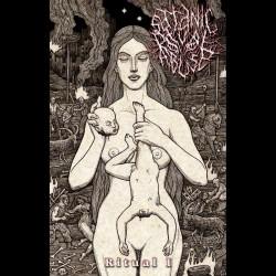 """SATANIC RITUAL ABUSE """"Ritual 1"""" Pro Tape"""